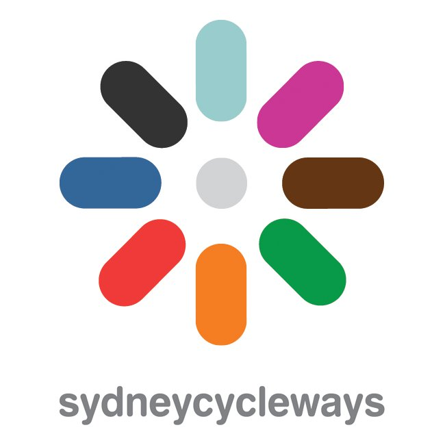 sydney cycle ways logo 2